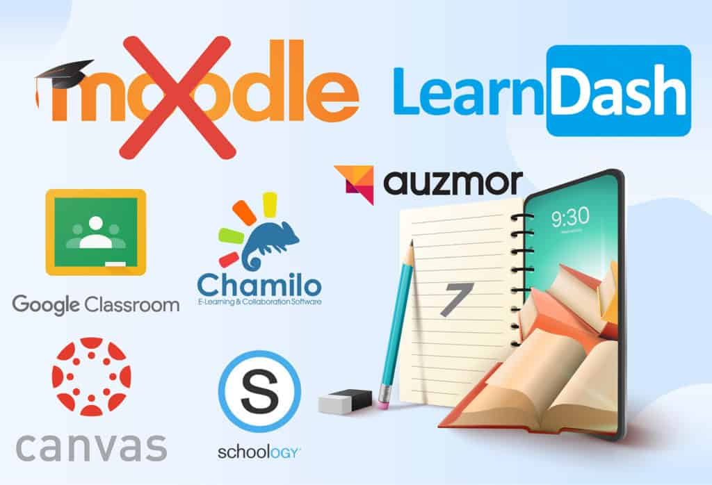 7 Moodle Alternatives You Have to Consider